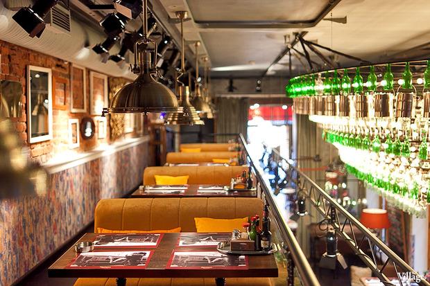 В Доме Мертенса открылся ресторан-кондитерская Bengel & Zaek. Изображение № 23.
