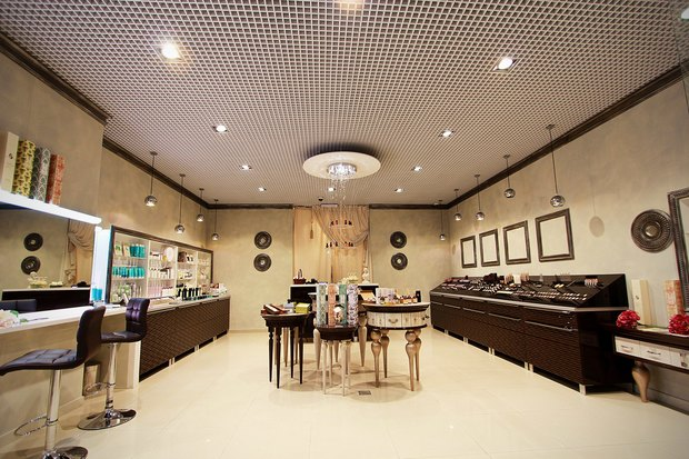 В Приморском районе открылся магазин органической косметики. Изображение № 1.