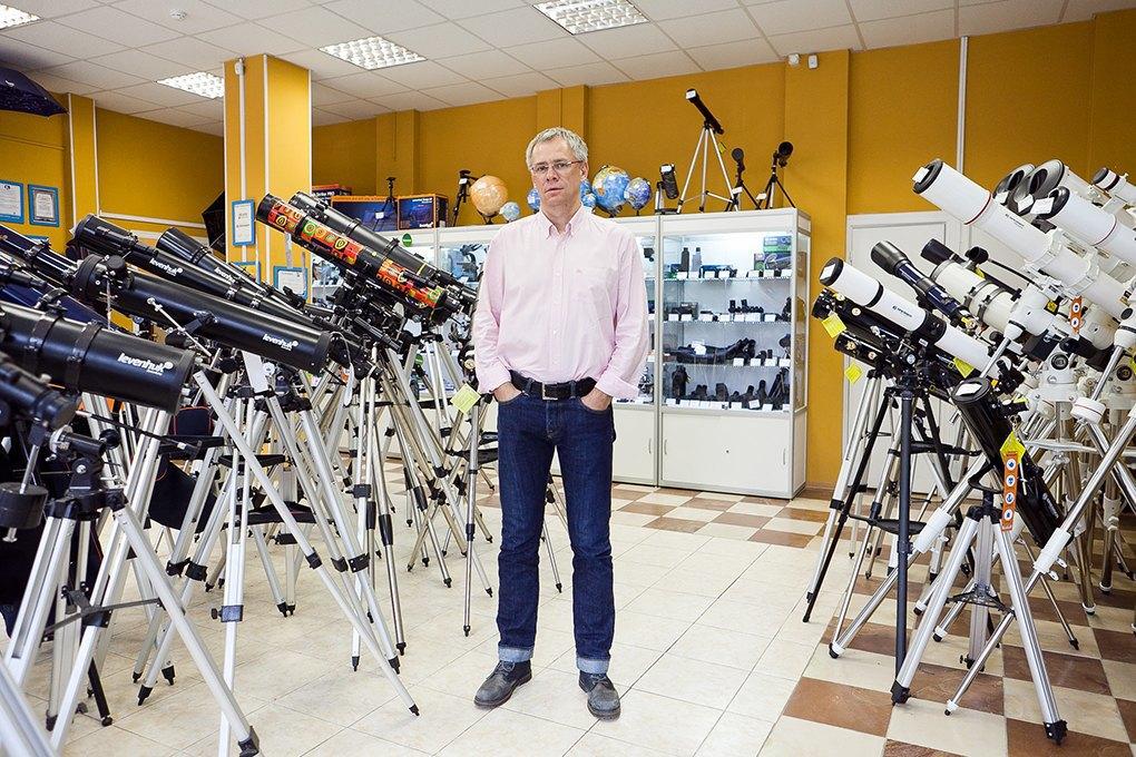 Levenhuk: Миллиардный бизнес на телескопах имикроскопах. Изображение № 5.