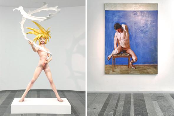В Киеве откроются три параллельные выставки современных художников. Изображение № 40.