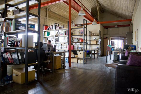 Офис недели: Production Ru и Egonomics. Изображение № 14.