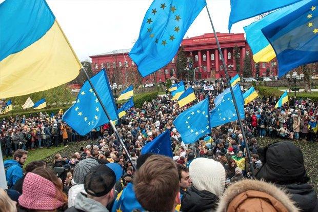 Газ до отказа: Андрей Горшков о том, как Путин объединил Украину. Изображение № 4.