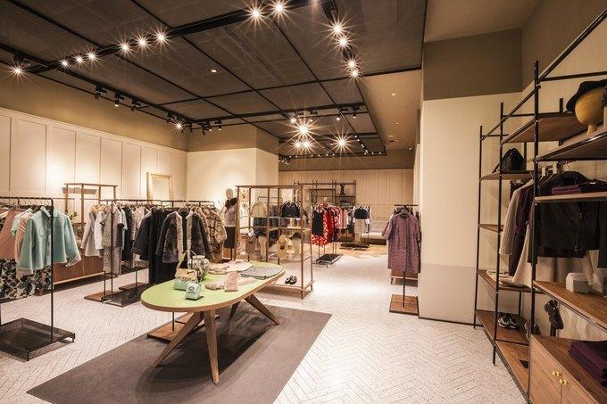 В «Авиапарке» открылись магазины итальянских брендов Weekend Max Mara иMax&Co. Изображение № 2.