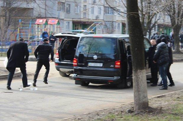 Этот день побега: Гражданское противостояние вХарькове. Изображение № 9.