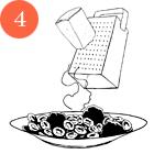Рецепты шефов: Паста «Орекьетте алла Романо». Изображение №7.