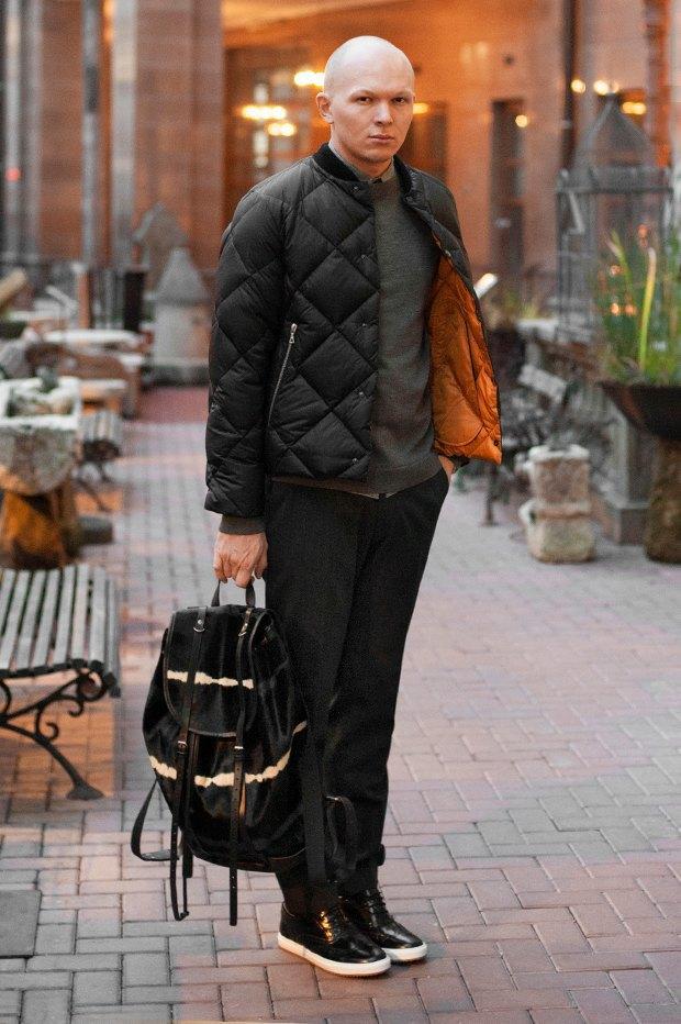 Внешний вид (Москва): Гоша Карцев, стилист. Изображение № 10.