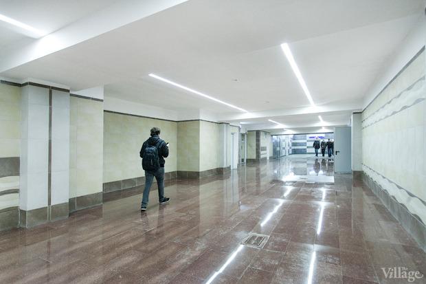 Фоторепортаж: В Киеве открыли новую станцию метро. Зображення № 8.