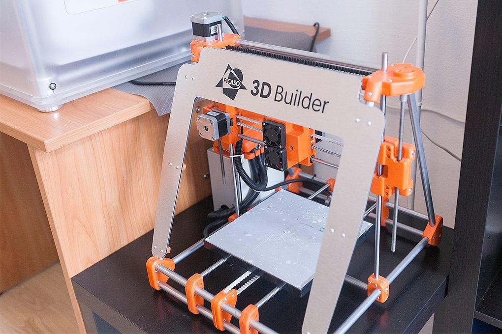 Print3DSpb: Как стать официальным поставщиком 3D-принтеров в России . Изображение № 4.