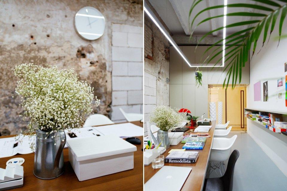 Офис архитектурного бюро Crosby Studios площадью 25 квадратных метров. Изображение № 4.