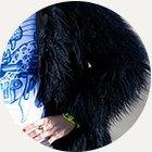 Арт-директор парикмахерской «Щегол» идизайнер украшений ВасилинаМороз. Изображение № 6.