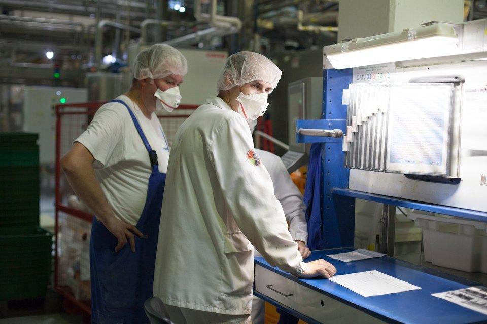 Владимирская область: Как делают печенье Oreo