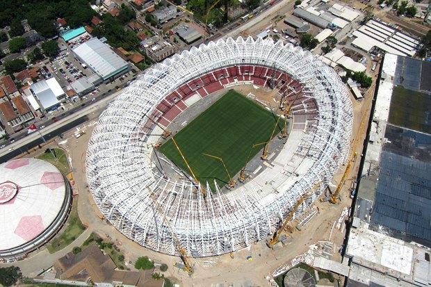 Что происходит в Рио-де-Жанейро во время чемпионата мира по футболу. Изображение № 1.