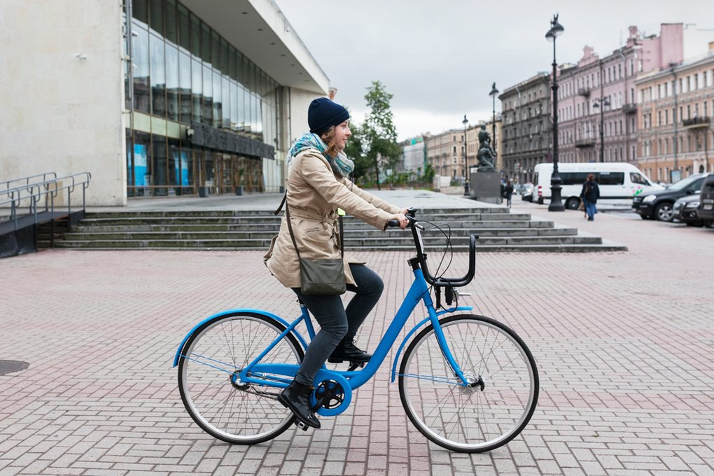 Тест-драйв велосипедов городского проката вПетербурге. Изображение № 8.