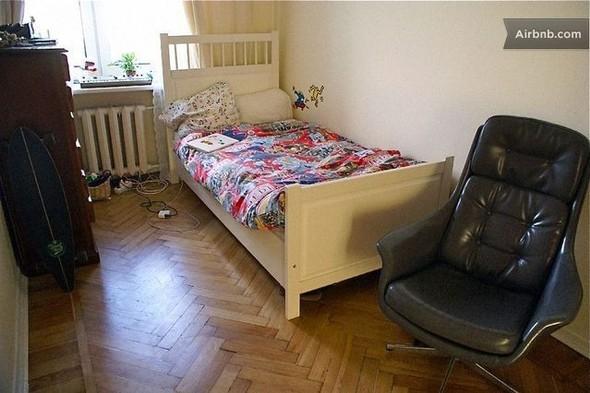 Сервис аренды Airbnb пришёл в Россию. Изображение № 12.