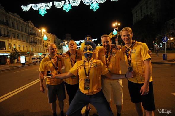 По домам: Шведы прощаются с Киевом. Зображення № 41.