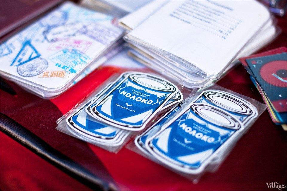 Люди в городе: Москвичи на фестивале Bookmarket. Изображение № 7.