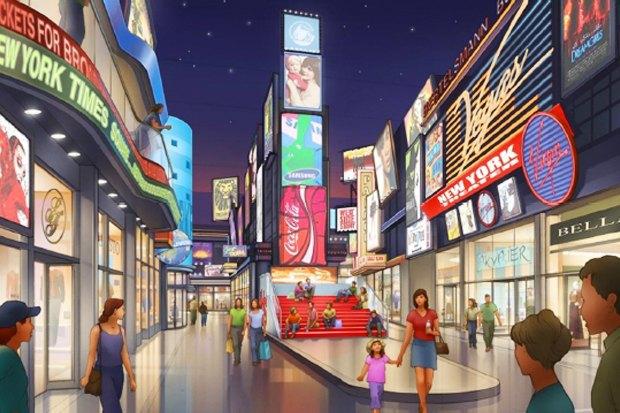 Торговые центры Москвы: 23 новых проекта. Изображение № 16.