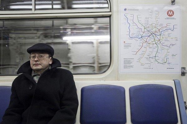 Активисты разместили в метро партизанскую карту. Изображение № 3.