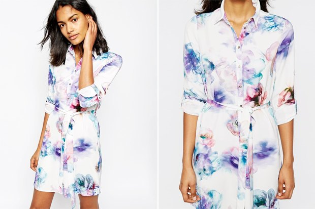 Где купить платье с цветочным принтом: 6 вариантов от 3 600 до9000 рублей. Изображение № 4.