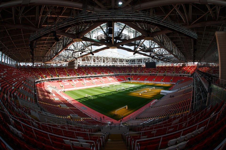 Стадион «Спартака». Изображение № 6.