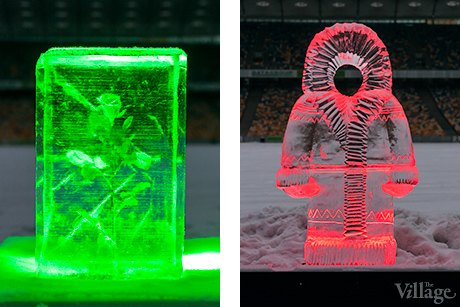 В «Олимпийском» откроют выставку ледяных скульптур. Зображення № 11.