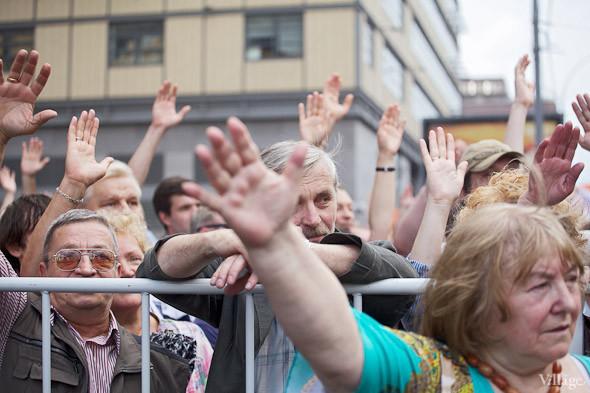 Фоторепортаж: «Марш миллионов». Изображение № 29.