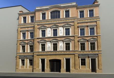 Опубликован проект гостиницы наместе кластера «Архитектор». Изображение № 2.