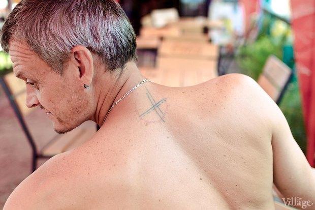 Колко-место: Завсегдатаи Гидропарка — о своих татуировках. Изображение № 9.