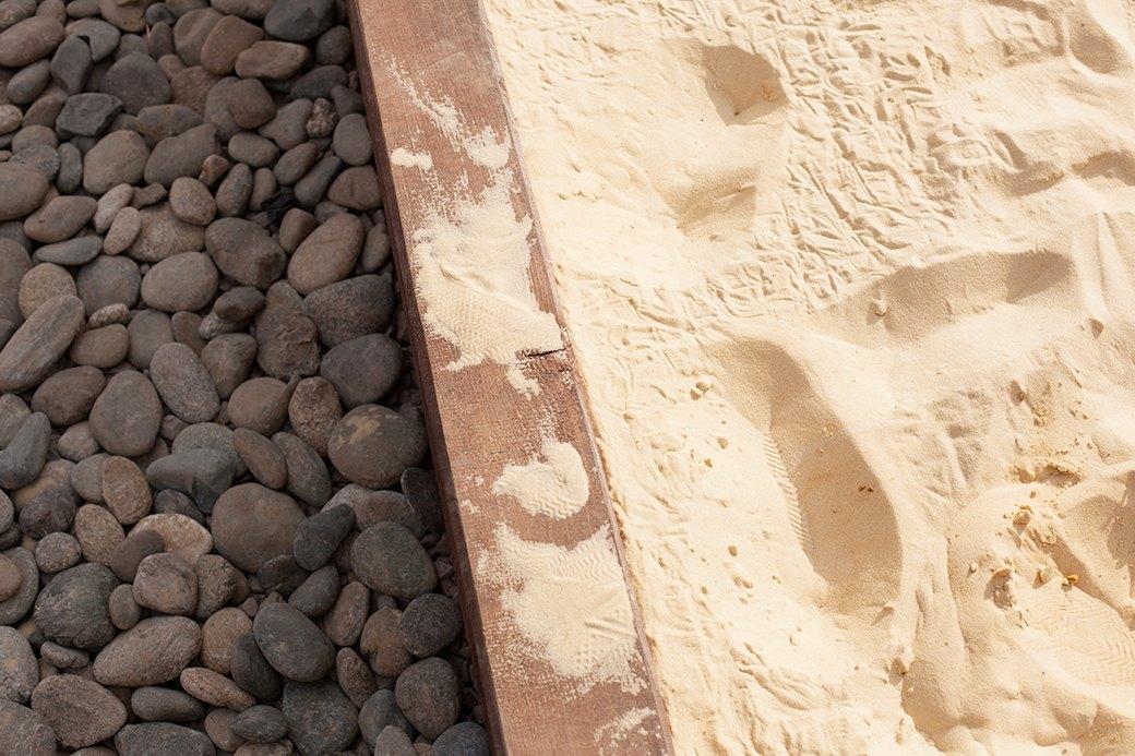 Зимой— каток, алетом— пляж: НаВДНХ открывается новое летнее пространство. Изображение № 9.