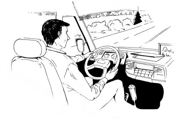 Как все устроено: Водитель маршрутки. Изображение № 2.