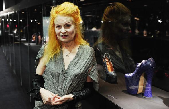 Изображение 9. В «Цветном» пройдет выставка Vivienne Westwood.. Изображение № 2.