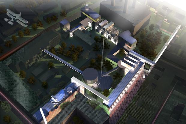 10 проектов квартала около Витебского вокзала . Изображение №15.