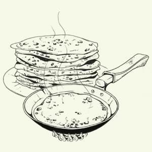 Чайные блиныВиктора Енина. Изображение № 4.