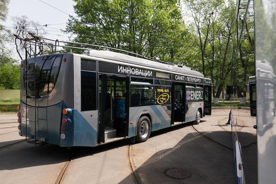 Троллейбусы будущего савтономным ходом. Изображение № 11.