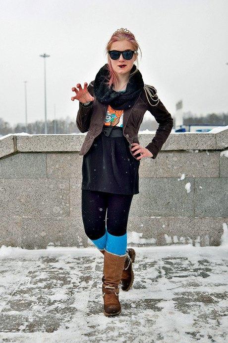 Люди в городе: Посетители концерта Lady Gaga в Москве и Петербурге. Изображение № 24.