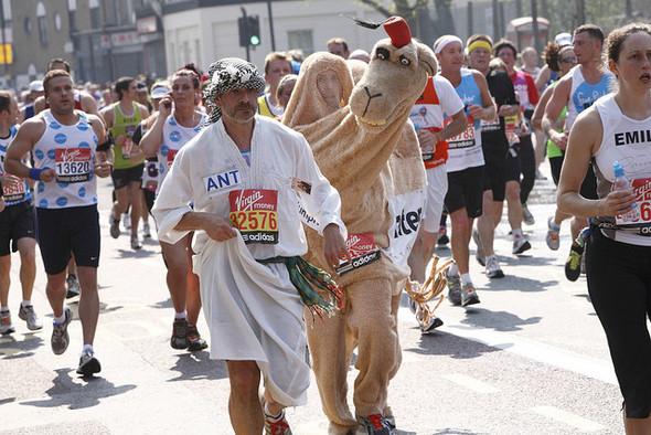 Иностранный опыт: 5 городских марафонов. Изображение № 6.