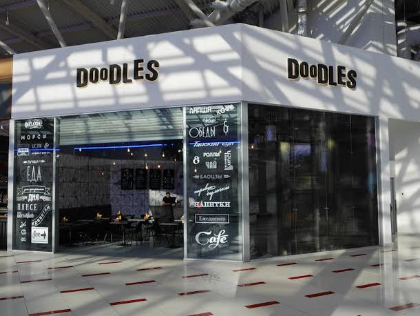 В Москве открылось второе кафе Doodles. Изображение № 2.
