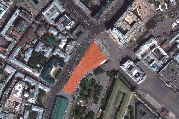 Манежная площадь — «Наши» и «Сталь» (сторонники Путина). Изображение № 9.