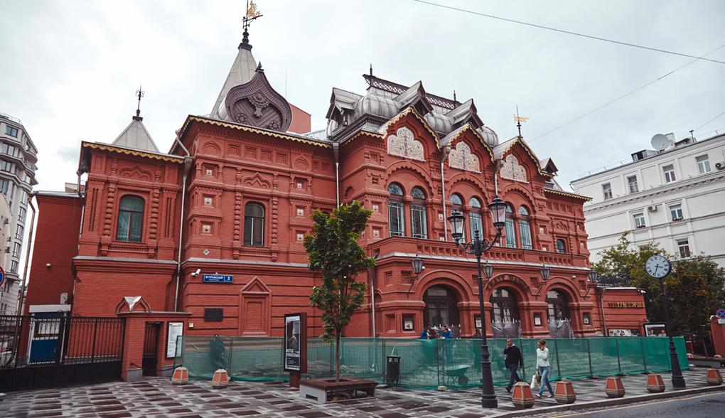 Театр наций, Петровский пер., 3. Изображение № 56.