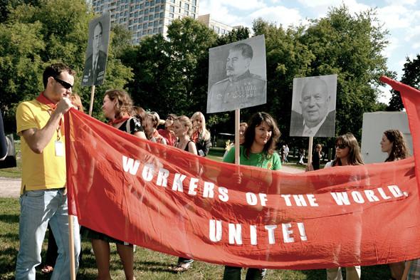 Ленин — гид: Экскурсия по советской Москве. Изображение № 22.