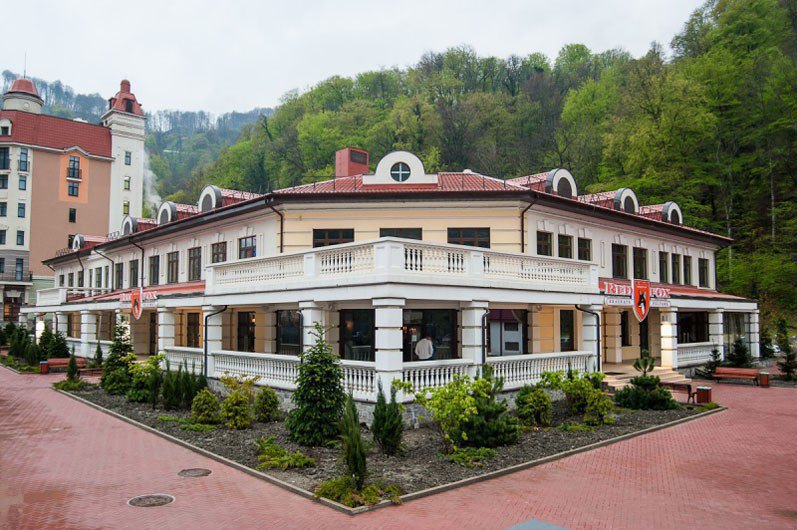 Ресторан Red Fox Krasnaya Polyana. Изображение № 11.