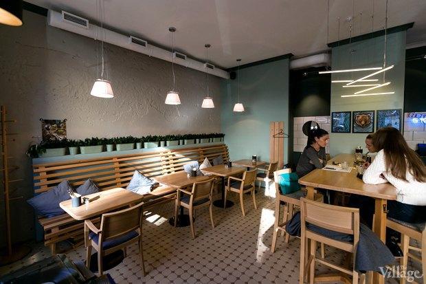 Новое место: Кафе-бар «Бюро». Изображение № 3.