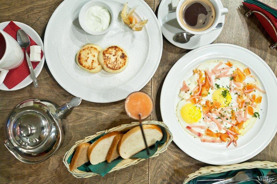 Пока ты спал: Ранние завтраки в Петербурге. Изображение № 28.