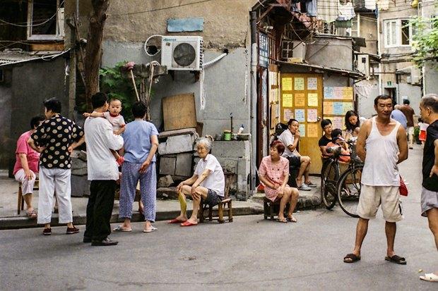 Часть целого: Старый город вШанхае. Изображение № 11.