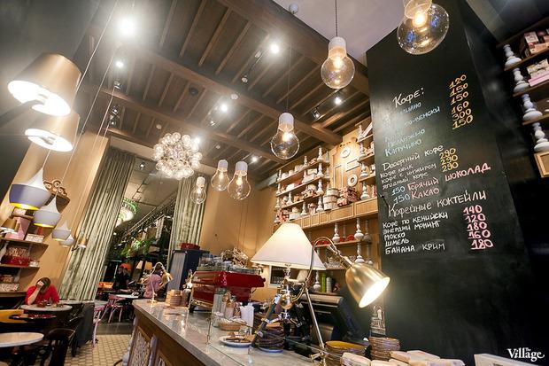 В Доме Мертенса открылся ресторан-кондитерская Bengel & Zaek. Изображение № 18.