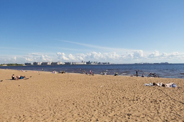 13 пляжей в городе иназаливе. Изображение № 11.