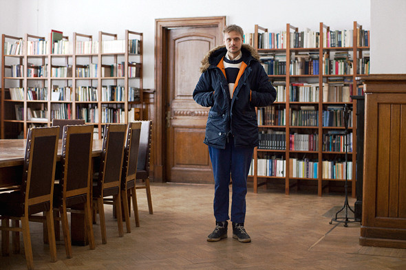 Внешний вид: Константин Самойлов, менеджер интернет-проекта W O S. Изображение № 2.