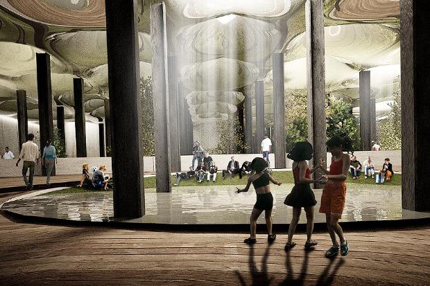 Идеи для города: Подземный парк в Нью-Йорке. Изображение № 4.