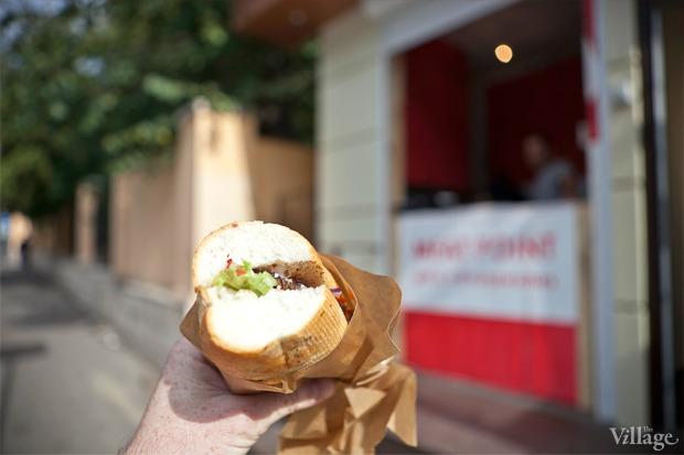 Новое место: Киоск с турецкой уличной едой Meat Рoint. Изображение № 19.