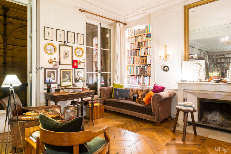 Decordemon Apartment In Marais Paris